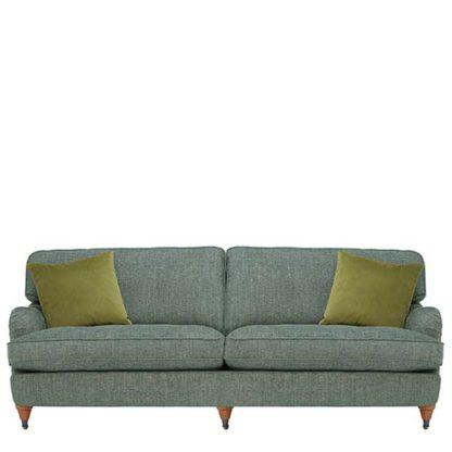 An Image of Sloane Extra Large Fabric Sofa - Barker & Stonehouse
