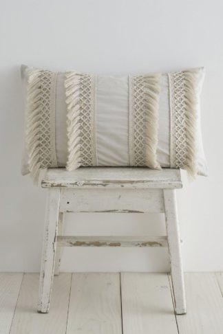 An Image of Izmir Tassel Cushion
