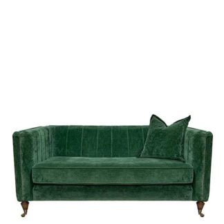An Image of Drew Pritchard Foxley 2 Seater Sofa - Barker & Stonehouse
