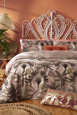 An Image of Malaysian Palm Single Duvet Set