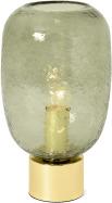 An Image of Lykke Table Lamp, Multi & Brass
