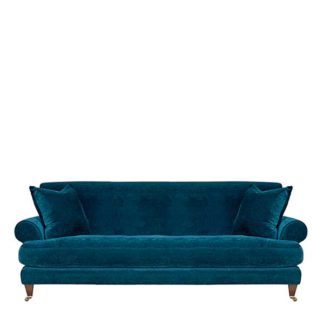 An Image of Drew Pritchard Fairlawn 3 Seater Sofa - Barker & Stonehouse