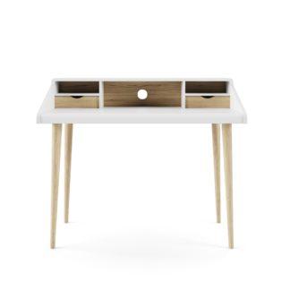 An Image of Yeovil Desk White