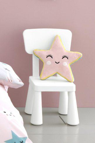 An Image of Happy Stars Cushion