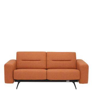 An Image of Stressless Stella 2 Seater Sofa Calido - Barker & Stonehouse