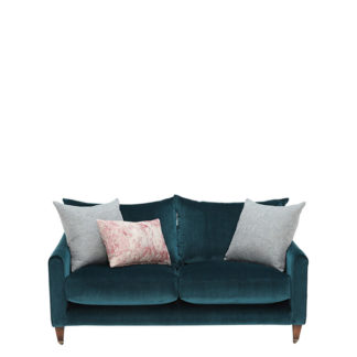 An Image of Drew Pritchard Harling 3 Seater Sofa - Barker & Stonehouse