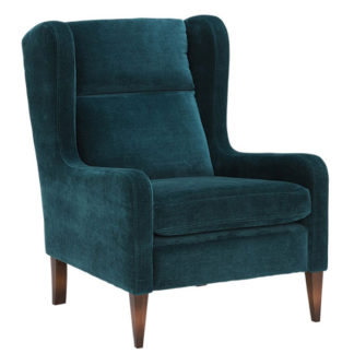 An Image of Drew Pritchard Sutton Armchair