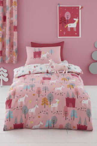 An Image of Unicorn Land Single Duvet Set