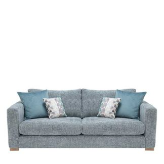 An Image of Fontella Large Sofa Foam Interiors - Barker & Stonehouse