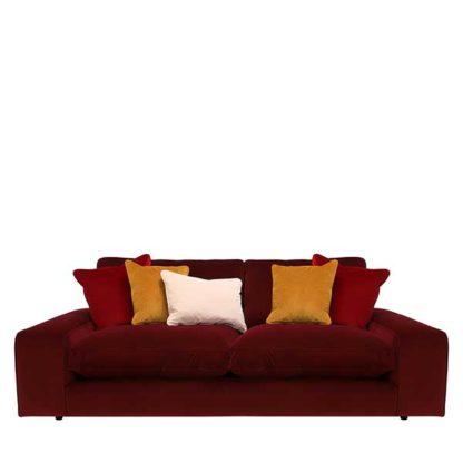 An Image of Sasha Extra Large Sofa - Barker & Stonehouse