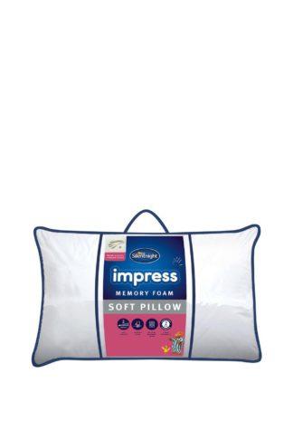 An Image of Impress Memory Foam Soft Pillow