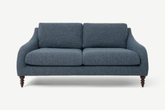 An Image of Andrin 2 Seater Sofa, Aegean Eco Weave