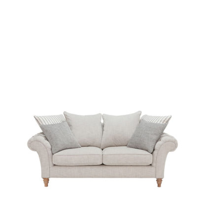 An Image of Craven Medium Sofa With Studs - Barker & Stonehouse
