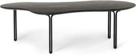 An Image of Zaragoza Coffee Table, Charcoal Black