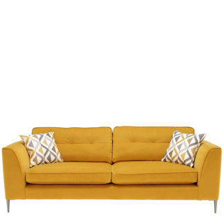 An Image of Conza Extra Large Sofa - Barker & Stonehouse