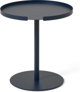 An Image of Design Bite Side Table, Midnight Blue