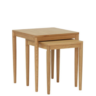 An Image of Ercol Askett Nest Of Tables