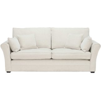 An Image of Berkeley Fabric Fixed Covers Extra Large Sofa