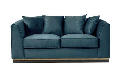 An Image of Pino Two Seat Sofa - Peacock