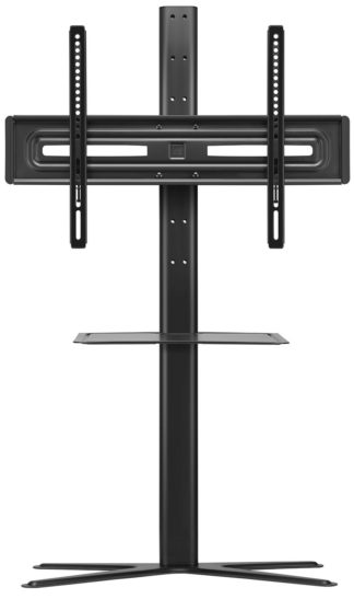An Image of One For All WM4672 Universal Up To 70 Inch TV Stand & Shelf
