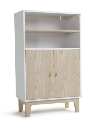 An Image of Argos Home Apartment Double Unit - Two Tone