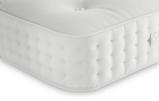 An Image of M&S Luxury 4600 Pocket Sprung Medium Mattress
