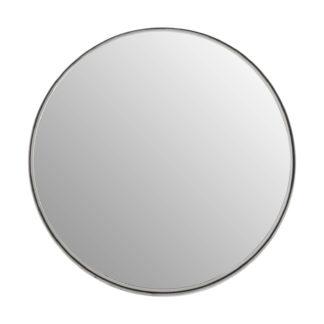 An Image of Annika Medium Round Recessed Mirror
