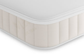 An Image of M&S Kids Breathable 192 Open Coil Mattress