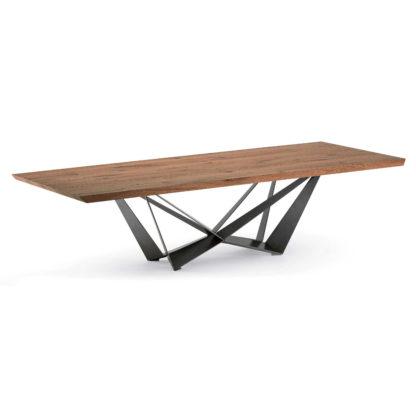 An Image of Cattelan Italia Skorpio Dining Table