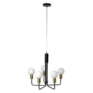 An Image of Adelaide 5 Arm Pendant Light