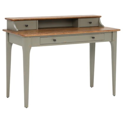 An Image of Maison Desk, Albany And Moss Grey