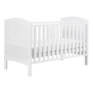 An Image of Alby Cot Bed - White