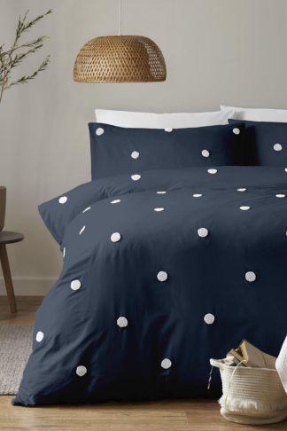 An Image of Dot Garden Double Duvet Set