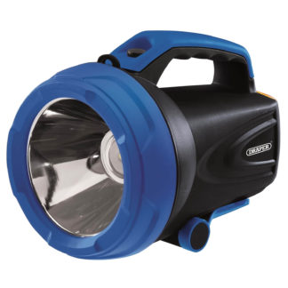 An Image of Draper 20W Rechargeable Cree LED Spotlight
