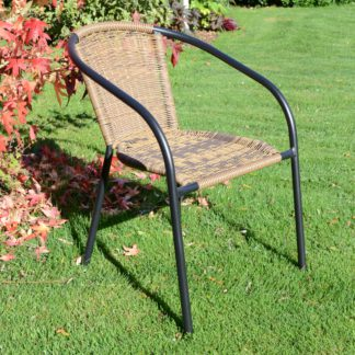 An Image of Set of 2 San Remo Chairs Brown