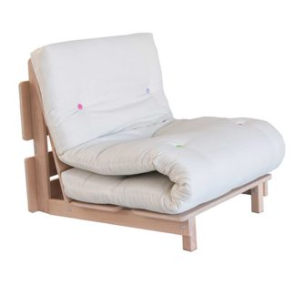 An Image of Buddy Futon Chair Bed