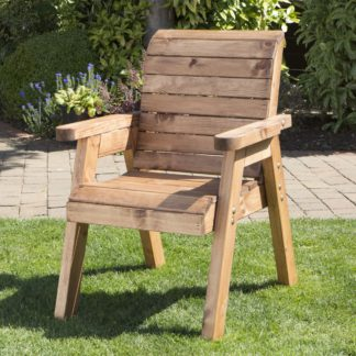 An Image of Charles Taylor Traditional Chair Natural
