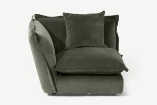 An Image of Fernsby Corner Modular Chair, Spruce Chenille