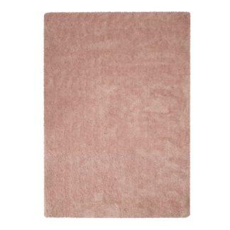 An Image of Teddy Bear Rug Teddy Blush Pink