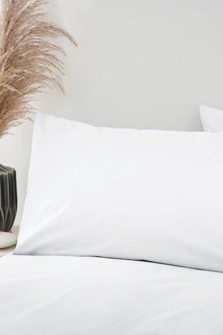 An Image of 200tc Organic Cotton Pillowcase Pair
