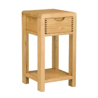An Image of Ercol Bosco Compact Side Table