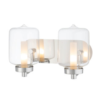An Image of Ana Decorative Double Bathroom Light