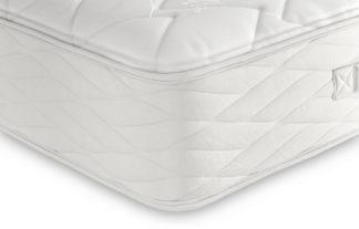 An Image of M&S Memory Foam 1050 Pocket Sprung Medium Mattress