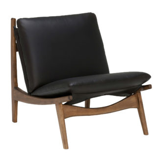 An Image of Arbor Leather Club Chair