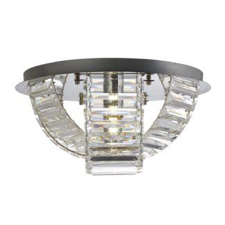 An Image of 3 Band Venetian Flush Light