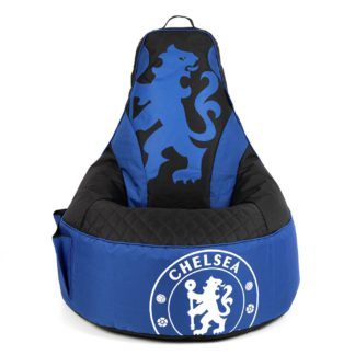 An Image of Chelsea FC Big Chill Bean Bag