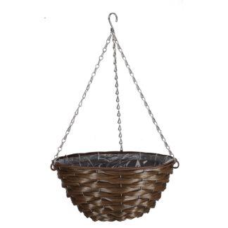An Image of 14 Hazel Faux Basket