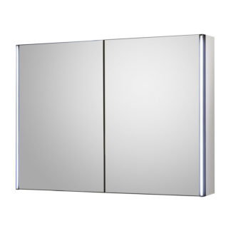 An Image of 800 Led Motion Sensor Swipe Mirror Cabinet