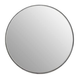 An Image of Annika Large Round Recessed Mirror