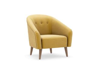 An Image of M&S Loft Archie Armchair